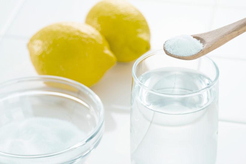 ナチュラルクリーニング(お掃除)で利用するクエン酸とレモンのイメージ
