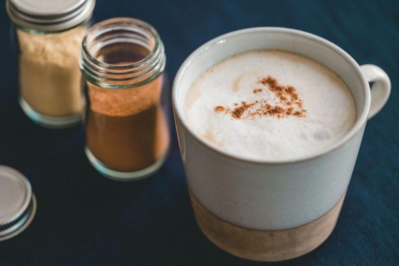「ホットスパイスコーヒー」のススメ